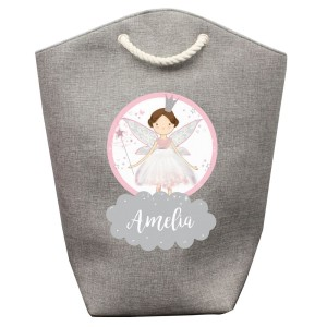 Personalised Fairy Princess Storage Bag