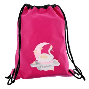 Personalised Swan Lake Swim & Kit Bag