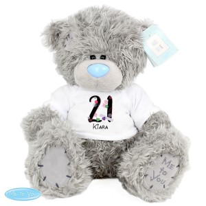 Personalised Me to You Bear Birthday Big Age