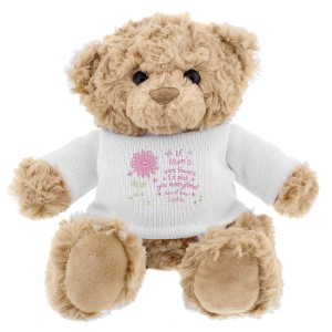 Personalised I'd Pick You Teddy Bear