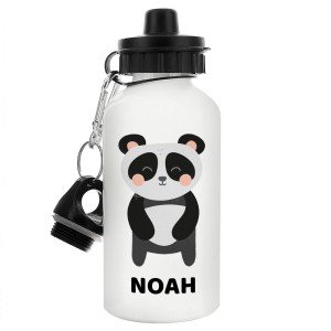 Personalised Panda Drinks Bottle