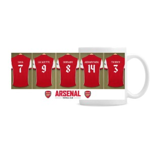 Arsenal Football Club Dressing Room Mug