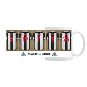 Newcastle United Football Club Dressing Room Mug