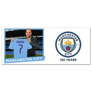 Manchester City FC Manager Mug
