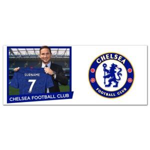 Chelsea FC Manager Mug