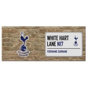 Tottenham Hotspur Street Sign Mug