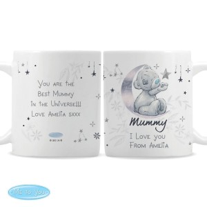 Personalised Moon & Stars Me To You Mug