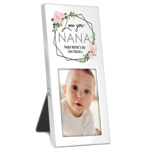 Personalised Abstract Rose 2x3 Photo Frame