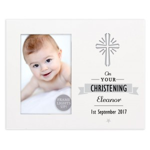 Personalised On Your... 6x4 Light Up Frame