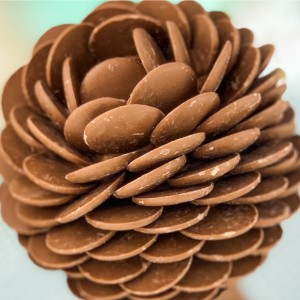 Personalised Chocolate Button Tree - 25cm