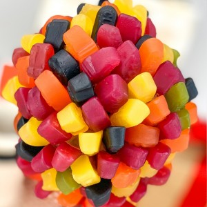 Personalised Wine Gum Tree - 25cm