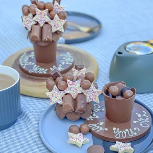 Personalised Chocolate Smash Cup - Mini