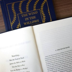 Personalised The Wind in the Willows