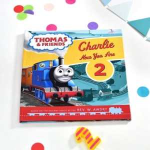 Thomas the Tank Engine Birthday Book - Hardback