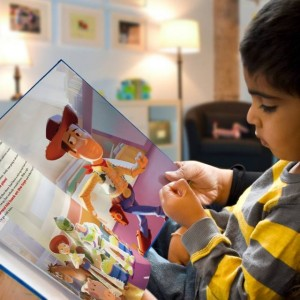 Personalised Toy Story 3 Story Book - Softback