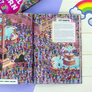 Personalised Where's the Magical Unicorn Poop? Book - Softback
